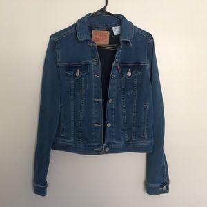 Levi jacket (hardly worn)